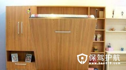 隐形壁柜床好吗?如何安装隐形壁柜床
