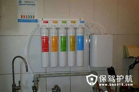 厨房装修:净水器如何安装
