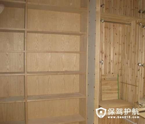 房屋验收:木工验收技巧及验收标准