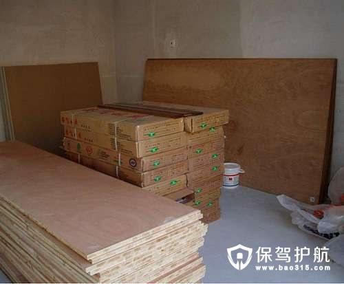 秋季装修:木工工程施工注意事项