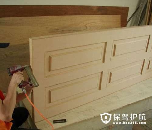 木工工程:木工施工工艺流程相关介绍