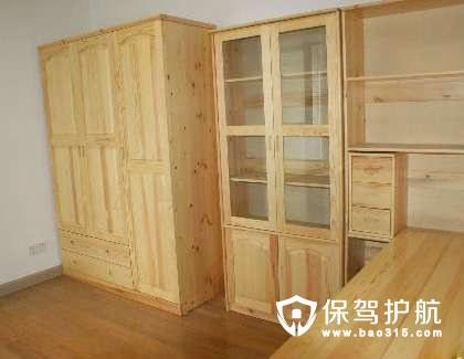 实木衣柜验收技巧有哪些