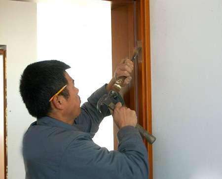 木门窗安装有哪些步骤