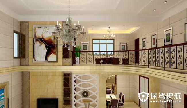 楼中楼别墅如何装修设计?