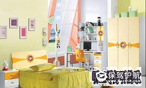 儿童房装修如何设计布置?