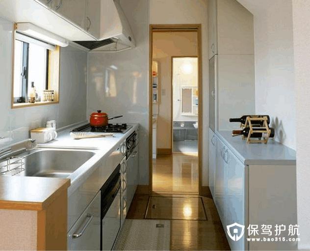 小户型厨房装修设计技巧