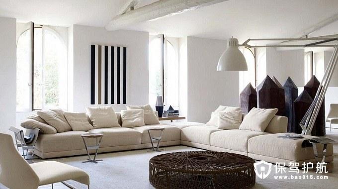 沙发买皮好还是买布好 如何保养?