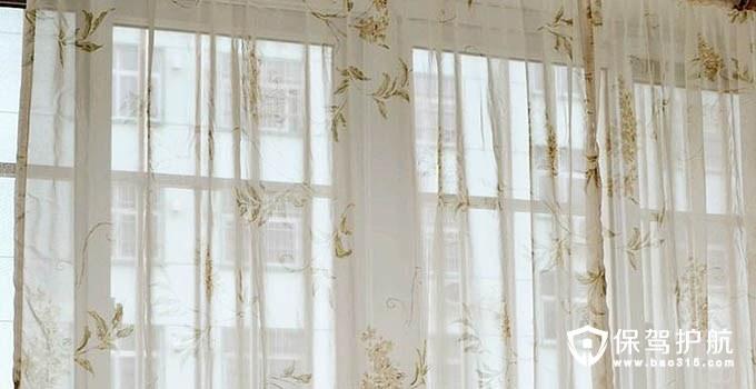 软装搭配:窗帘种类有哪些?