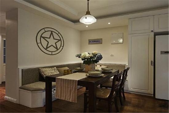 餐厅家具卡座沙发标准尺寸是多少 一般卡座沙发的尺寸是多少
