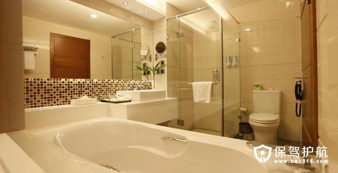 卫生间装修要掌握哪些防水小知识?