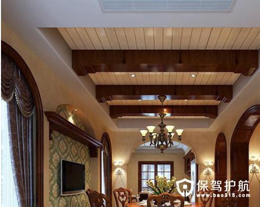 美式风格别墅设计有哪些重点?