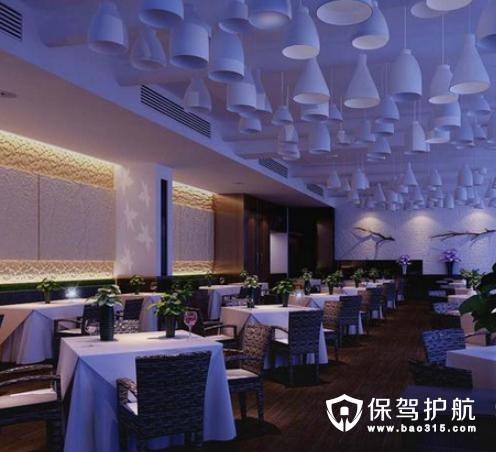 西餐厅设计五大要点介绍