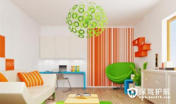 现代简约风格室内设计说明