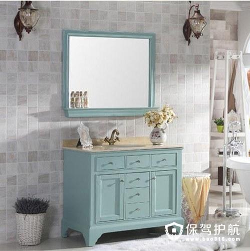 美式浴室柜有哪些高质量品牌