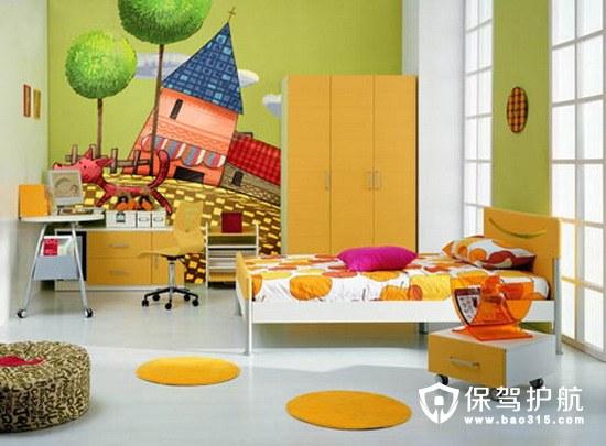 儿童房装修风水有哪些?儿童房风水禁忌