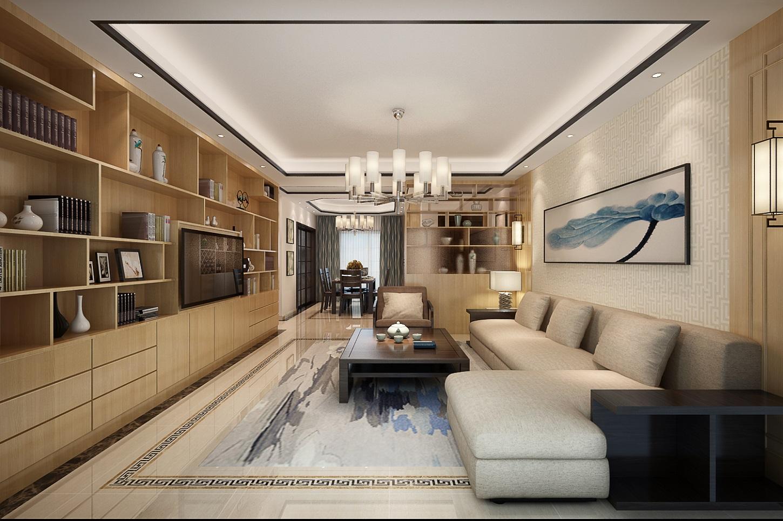 北京雅腾装饰-望湖湾现代风格案例