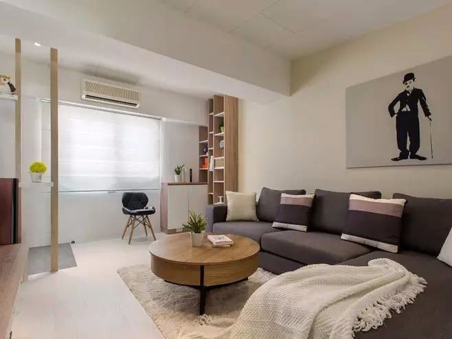 小户型客厅装修效果图