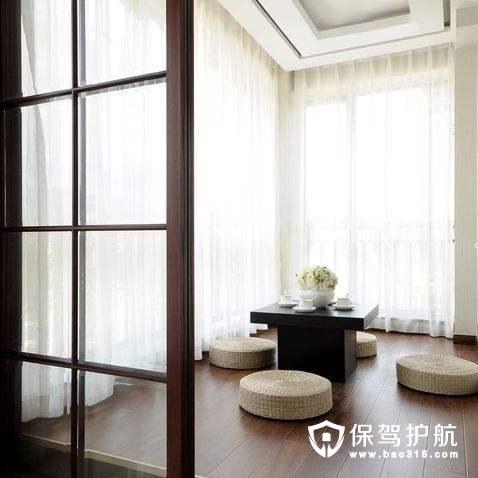 露台阳光房设计,静谧温馨