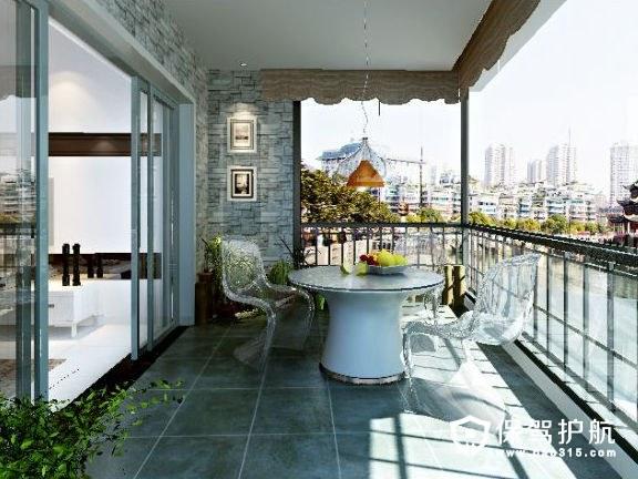 阳台贴瓷砖的方法以及注意事项
