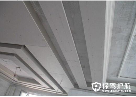 防水石膏板在装修中如何应用?