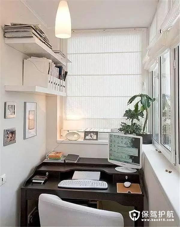 阳台吊顶高逼格还是费钱费力?