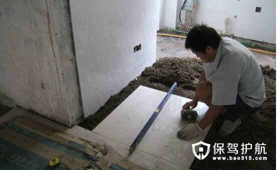 泥瓦施工常见错误与解决办法