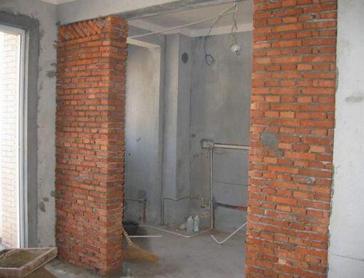装修砌墙不可忽视的七个知识点