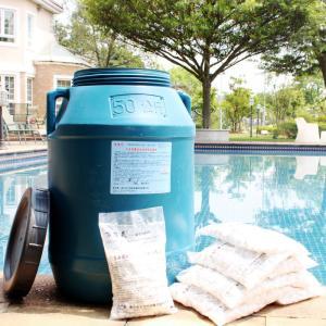 各种游泳池消毒剂的特性及优缺点