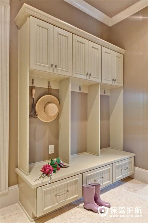 客厅玄关柜效果图 入户玄关必备收纳方案