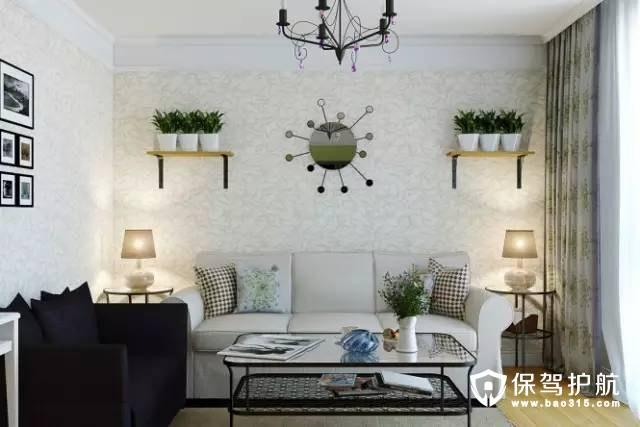 套房客厅装修效果图 客厅要这样设计才时尚
