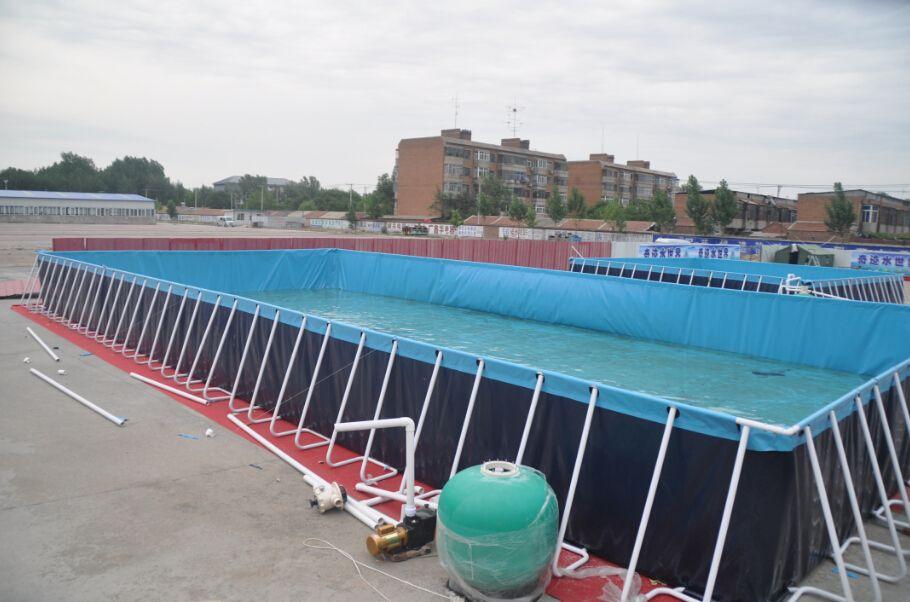 支架游泳池和充气游泳池哪个好?区别是什么?