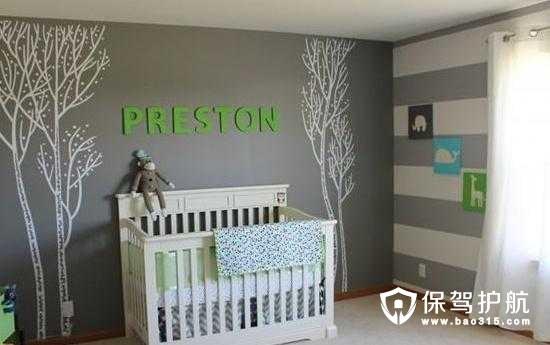 婴儿房装修容易留隐患 都有哪些需要注意