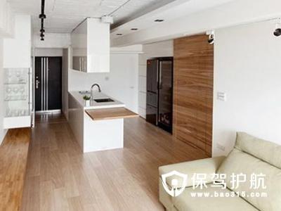 30平米单身公寓