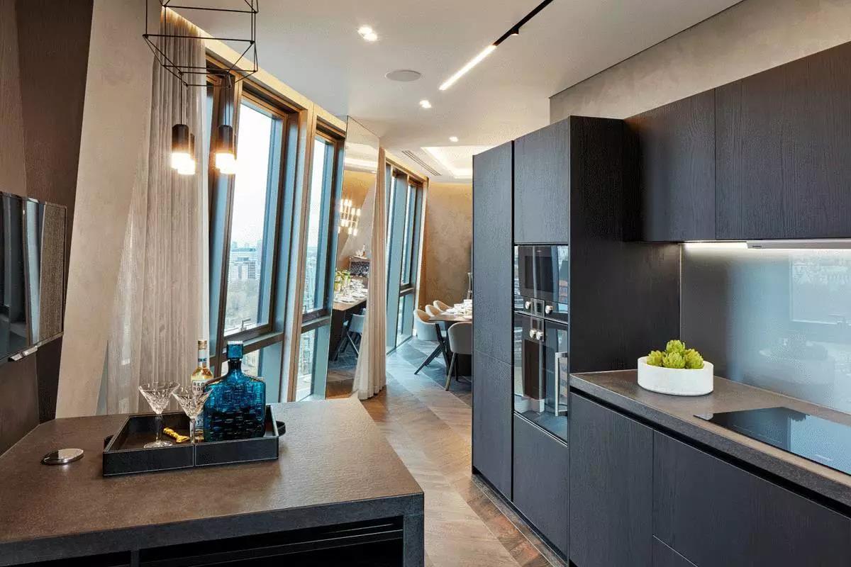 公寓设计,感受国外设计师的精心设计!