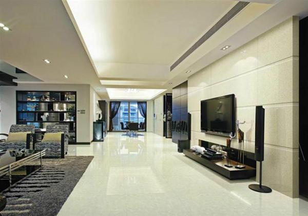 无锡苹果装饰:你家客厅如何选瓷砖?