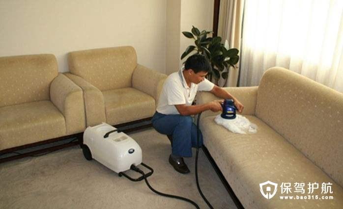 皮质沙发的清洗消毒相关知识