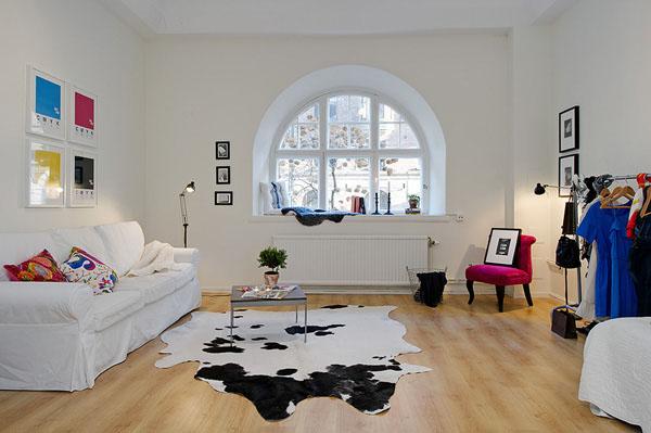 时尚白领的港湾 51平宽敞单身公寓