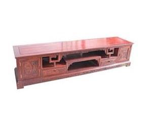 红木电视机柜
