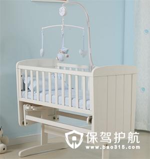 婴儿摇篮床