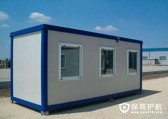 折叠式集装箱活动房有什么优点 规格参数是多少