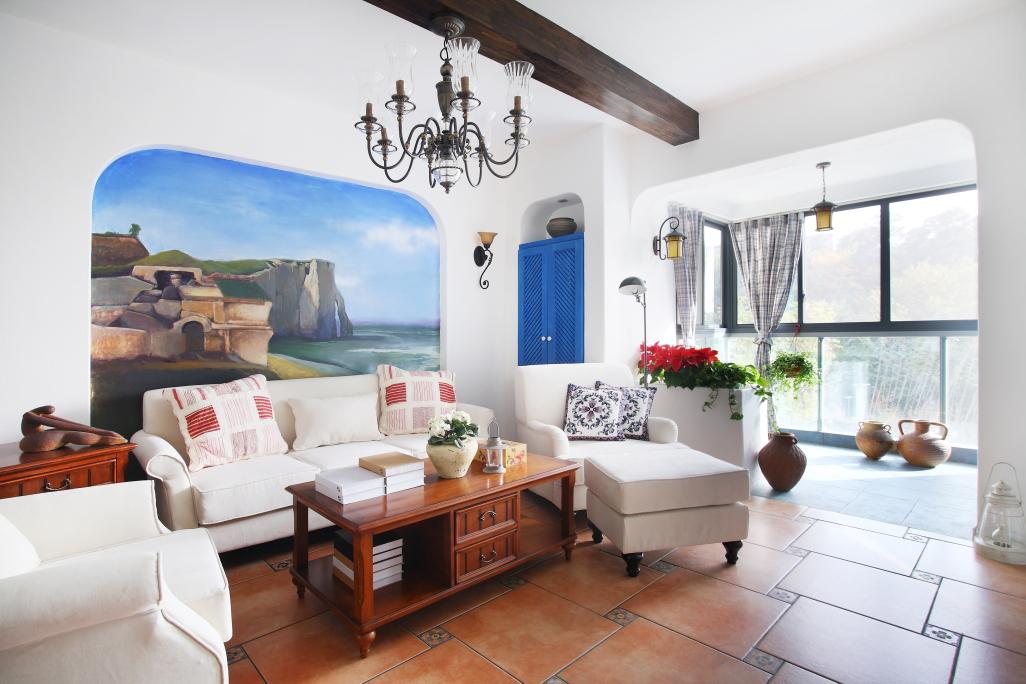 海边轻松、舒适的生活体验—金色家园