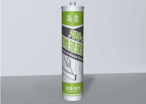 中性玻璃胶使用方法