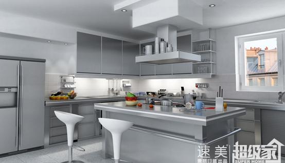 厨房的设计要点有哪些?
