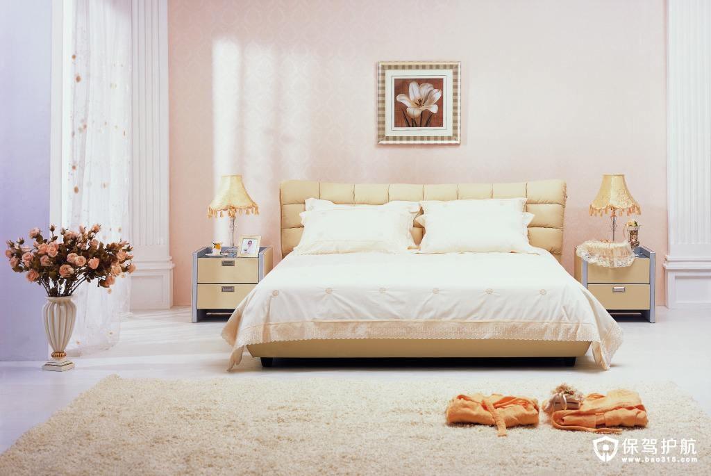 卧室家具怎么布置摆放