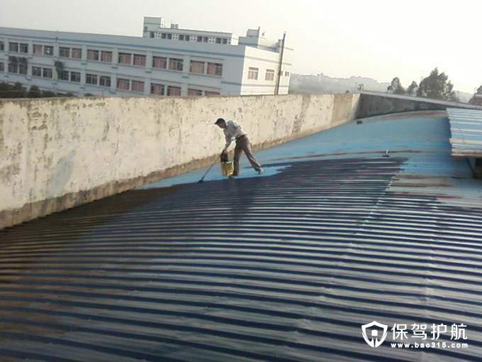 仓库屋面的防水措施该怎么做?