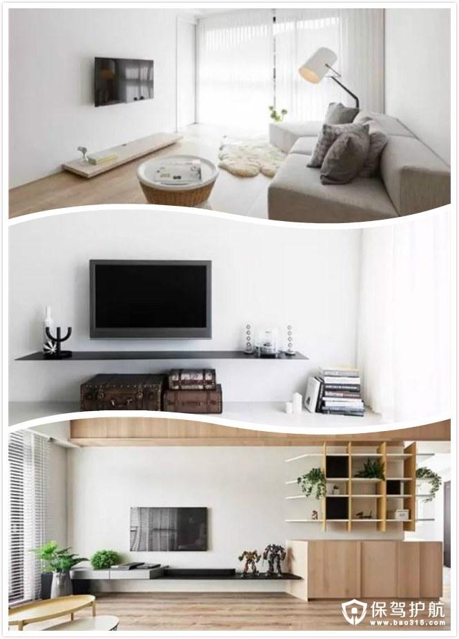 电视墙如何装饰设计