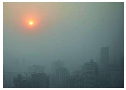 霧霾天氣的危害