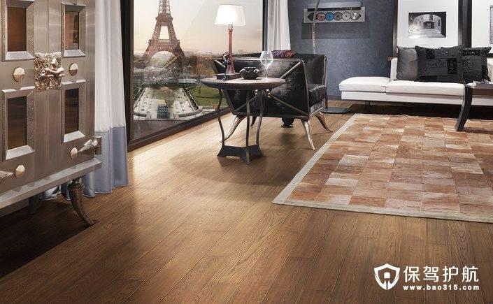 木地板铺贴方法