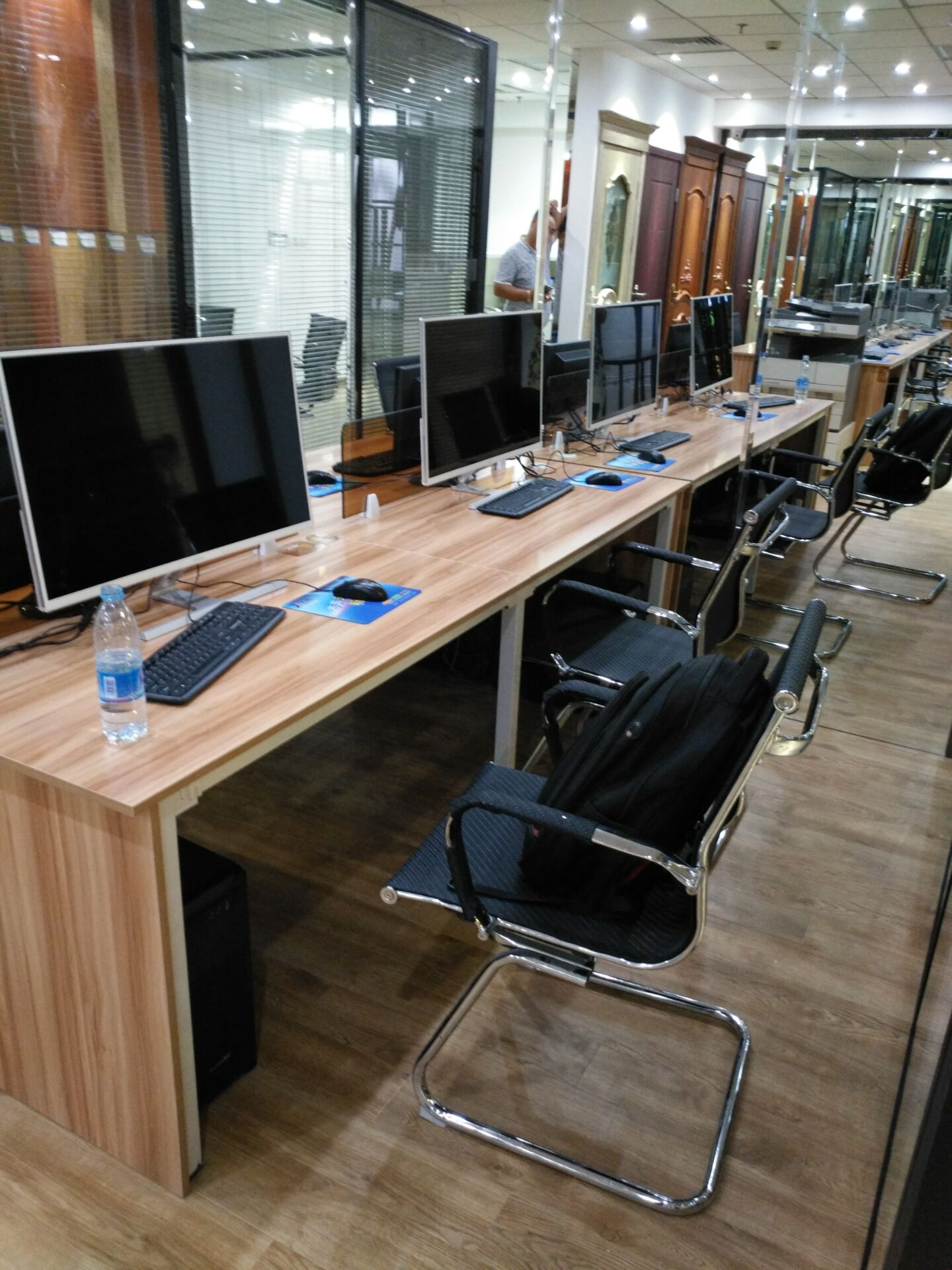 分店设计厅