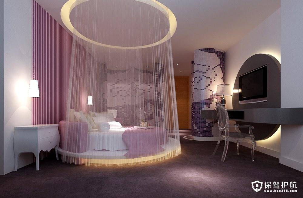 赏心悦目的卧室的装修设计